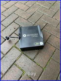 Motorcaddy M1 Pro Electric Trolley With Charger And Lithium 36 Hole Battery