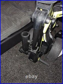Motorcaddy m3 pro electric golf trolley 36 hole lithium battery