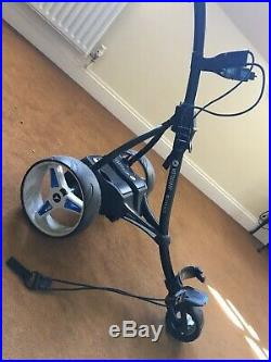Motorcaddy s5 connect Electric Golf Trolly with 27 Hole Lithium Battery
