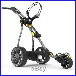 NEW! 2019 PowaKaddy Compact C2i Electric Trolley Extended Lithium