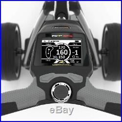 NEW! 2019 PowaKaddy FW7s GPS/EBS Electric Trolley 18 Hole Lithium +FREE GIFT