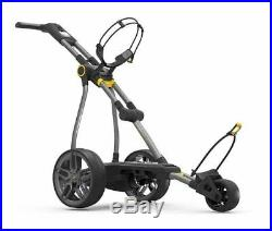 NEW FOR 2019 Powakaddy Compact C2i GPS Electric Trolley BATTERY OPTIONS