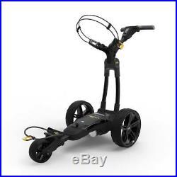 NEW FOR 2020! Powakaddy FX3 Black Lithium Electric Trolley (18/36 Hole)