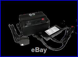 NEW LITHIUM GOLF TROLLEY BATTERY CHARGER FULL KIT 12V 16ah Lithium CHRISTMAS