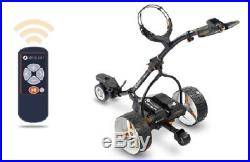 NEW MotoCaddy S7 Remote Trolley Digital Lithium Electric Powered Golf Cart