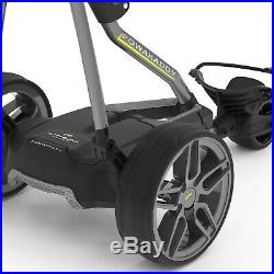 NEW! PowaKaddy FW7s GPS/EBS Electric Golf Trolley Extended Lithium +FREE GIFT