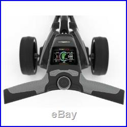 New Powakaddy FW5s GPS Trolley Black Frame / 36H Lithium Battery