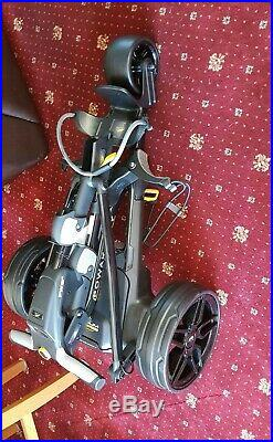 New unused 2019 Powakaddy FW3s Electric Golf Trolley & 36 Hole Lithium Battery
