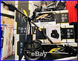 POWAKADDY 2018 C2i COMPACT LITHIUM ELECTRIC GOLF TROLLEY EX