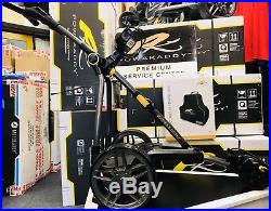 POWAKADDY 2018 C2i COMPACT LITHIUM ELECTRIC GOLF TROLLEY EX DEMO 24 HR DELIVERY