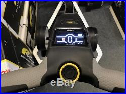 POWAKADDY 2018 FW3s LITHIUM ELECTRIC GOLF TROLLEY EX DEMO 24 HOUR DELIVERY