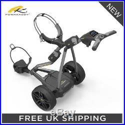 POWAKADDY'2019' FW5s EXTENDED LITHIUM ELECTRIC GOLF TROLLEY + FREE GIFT