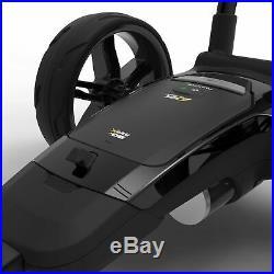 POWAKADDY 2020 FX3 ELECTRIC GOLF TROLLEY Classic Black / Lithium Battery