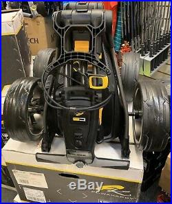 POWAKADDY C2i EBS 36 HOLE LITHIUM EX DEMO ELECTRIC GOLF TROLLEY 24 HOUR DELIVERY