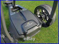 POWAKADDY C2i ELECTRIC TROLLEY 18 HOLE LITHIUM BATTERY AND CHARGER