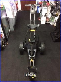 POWAKADDY C2i ELECTRIC TROLLEY INC LITHIUM BATTERY RECONDITIONED 2 YR WARRANTY