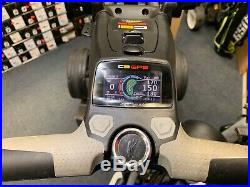 POWAKADDY C2i GPS 36 HOLE LITHIUM ELECTRIC GOLF TROLLEY EXTRAS 24 HOUR DELIVERY