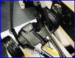 POWAKADDY FW5s EX DEMO LITHIUM ELECTRIC GOLF TROLLEY MINT 24 HOUR DELIVERY