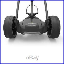 POWAKADDY FW5s NEW 2018 18 HOLE LITHIUM ELECTRIC GOLF TROLLEY 24HR DELIVERY