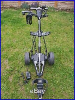 POWAKADDY FW7S GPS Electric (Lithium) Golf Trolley (2018)