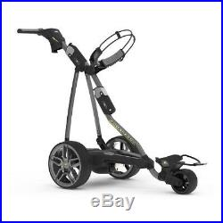 POWAKADDY FW7s ELECTRIC GOLF TROLLEY LITHIUM With PREMIUM GOLF BAG- 24 HR DELIVERY