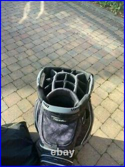 PowaKaddy 2020 FX7 GPS EBS 36 Hole Lithium Waterproof Golf Trolley Black