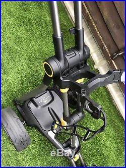 PowaKaddy C2i Compact 2018 Golf Trolley 18 Hole Lithium Battery, Gun Metal