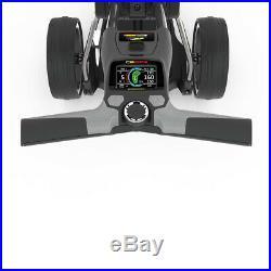 PowaKaddy C2i GPS Compact Electric Golf Trolley 18 Hole Lithium Battery