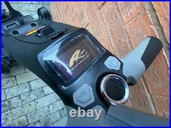 PowaKaddy C2i GPS Lithium Electric Golf Trolley. 18 Hole Battery. 2019 Edition