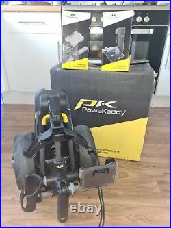 PowaKaddy CT6 18 Hole Lithium Compact Foldable Golf Trolley