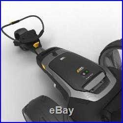 PowaKaddy CT6 GPS/EBS Gun Metal Electric Golf Trolley 18 Lithium NEW! +FREE BAG