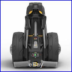 PowaKaddy CT6 GPS Gun Metal Electric Golf Trolley 18 Lithium NEW! 2020+FREE BAG