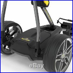 PowaKaddy Compact C2i EBS Electric Golf Trolley 18 Hole Lithium NEW! 2019