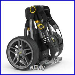 PowaKaddy Compact C2i GPS Electric Trolley 36 Hole Extended Lithium NEW! 2019