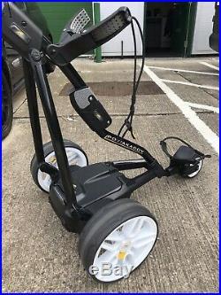 PowaKaddy FW3i Electric Lithium Battery Golf Trolley