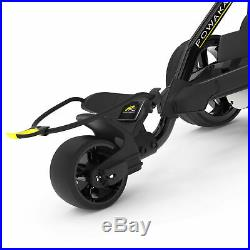 PowaKaddy FW3s Black Extended Lithium Electric Trolley +FREE GIFT