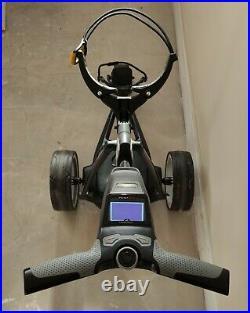 PowaKaddy FW5 GPS Lithium Electric Golf Trolley. 36 Hole Battery. FREE UK P&P
