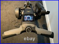 PowaKaddy FW5s Electric Golf Trolley Lithium 2018 Model Excellent Condition
