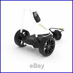 PowaKaddy FW5s GPS Electric Golf Trolley White 18 Hole Lithium NEW! 2020