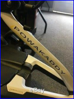 PowaKaddy FW5s GPS Electric Golf Trolley (XL Extended Lithium Battery)