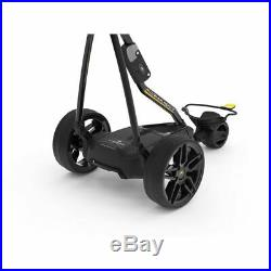 PowaKaddy FW5s GPS Electric Trolley Black 36 Hole Lithium (+FREE ACCESSORY PACK)