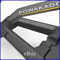 PowaKaddy FW7s EBS GPS Electric Golf Trolley 2018 Gun Metal