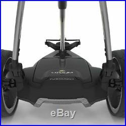 PowaKaddy FW7s Electric Golf Trolley 18 Hole Lithium +4 x FREE GIFTS