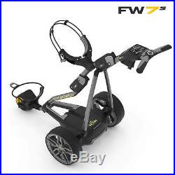 PowaKaddy FW7s Extended Lithium Electric Trolley +FREE GIFT