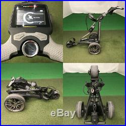 PowaKaddy FW7s GPS Extended 36 Electric Golf Trolley 2019 FULL WARRANTY