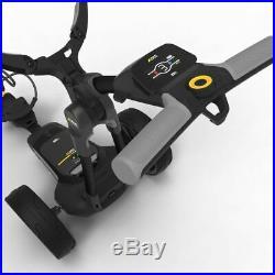 PowaKaddy FX3 Black Electric Golf Trolley 18 Hole Lithium NEW! 2020
