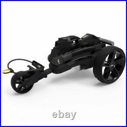 PowaKaddy FX3 Black Electric Golf Trolley 36 Extended Lithium NEW! 2020