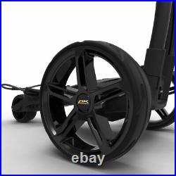 PowaKaddy FX3 EBS Black Electric Golf Trolley 18 Lithium NEW! 2020 +FREE BAG