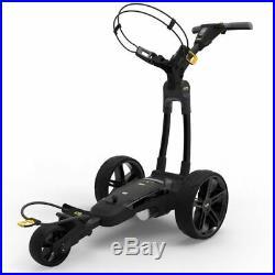PowaKaddy FX3 EBS Black Electric Golf Trolley 36 Lithium NEW! 2020 +FREE BAG