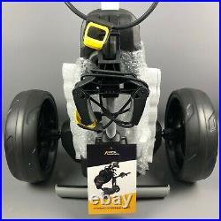 PowaKaddy FX3 White Electric Golf Trolley18 Hole Lithium Battery NEW! 2021